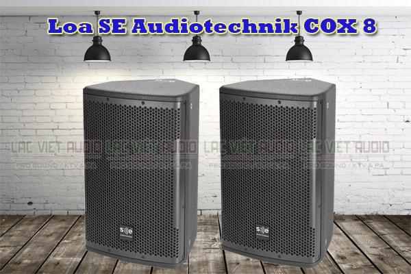 Tính năng Loa SE Audiotechnik COX 8 - Lạc Việt Audio