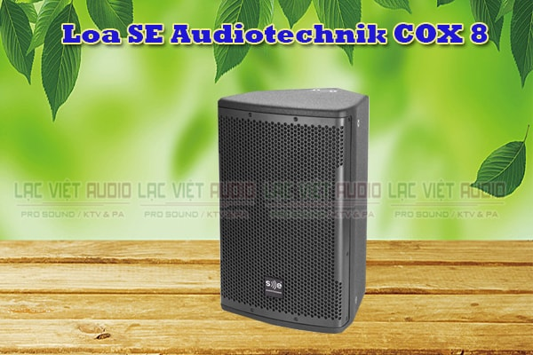 Thiết kế Loa SE Audiotechnik COX 8 - Lạc Việt Audio