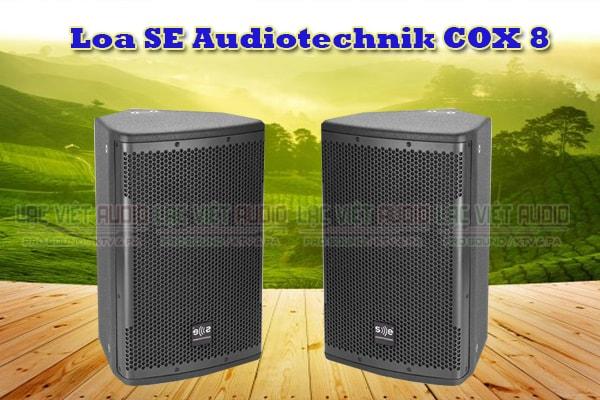 Loa SE Audiotechnik COX 8 - Lạc Việt Audio