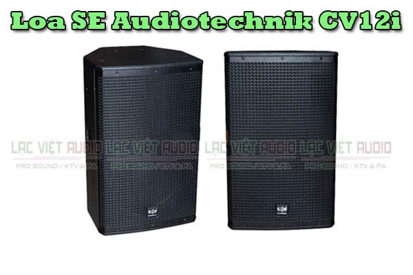 Thiết kế Loa SE Audiotechnik CV12i