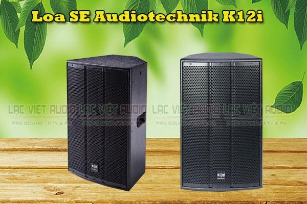 Tính năng Loa SE Audiotechnik K12i - Lạc việt Audio