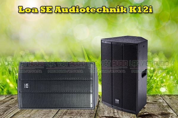 Thiết kế của Loa SE Audiotechnik K12i - Lạc việt Audio