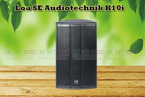 Thiết kế Loa SE Audiotechnik K10i Lạc Việt Audio