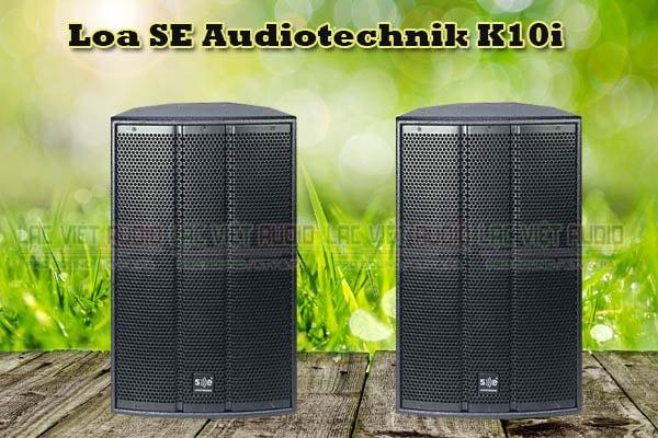 Tính năng Loa SE Audiotechnik K10i Lạc Việt Audio