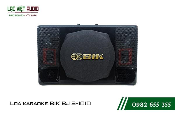 Giới thiệu về sản phẩm Loa BIK BJ S1010