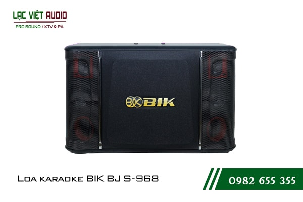 Giới thiệu vềLoa BIK BJ S968 (bass 30cm)