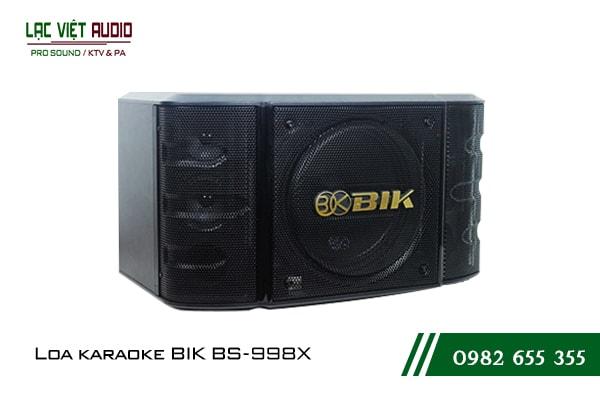 Giới thiệu về sản phẩm Loa BIK BS 998X