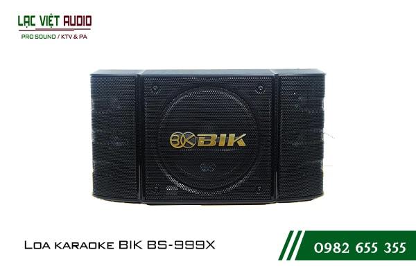 Giới thiệu về sản phẩm Loa BIK BS 999X