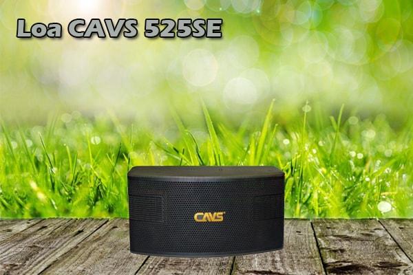 Tính năng của sản phẩm Loa CAVS 525SE - Lạc Việt Audio