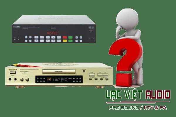 Đầu karaoke - Lạc Việt Audio