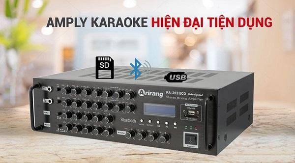 Amply Karaoke chất lượng cao