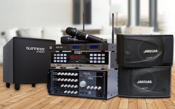 Ampli Karaoke cho dàn âm thanh chuyên nghiệp
