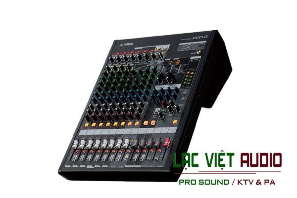 Mixer Yamaha MG 12XU Lạc Việt audio