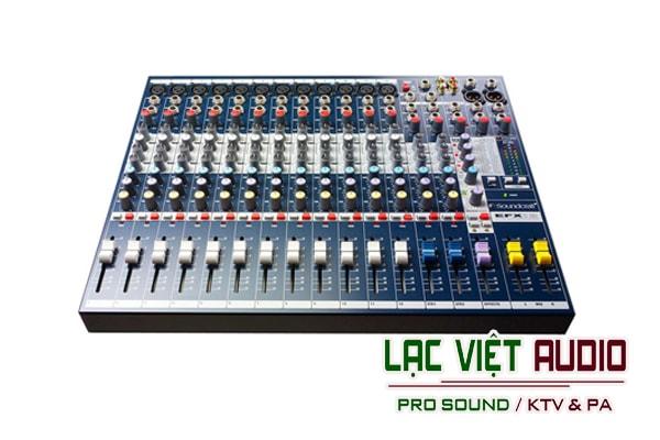 Bàn mixer tại Lạc Việt Audio