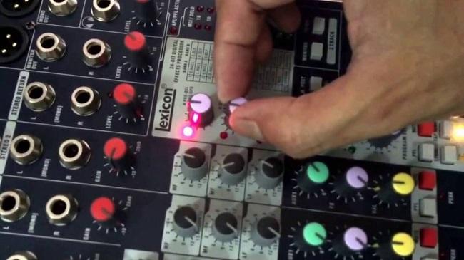 Cân bằng tín hiệu cho dàn mixer