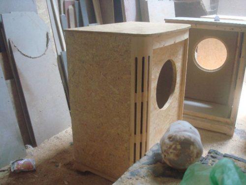 Chọn gỗ thùng loa tốt nhất