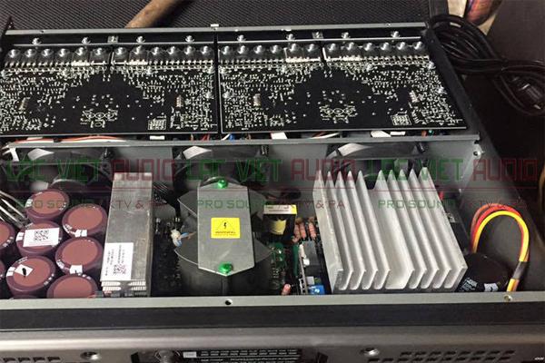Cục đẩy công suất SAE PQM13 cấu tạo