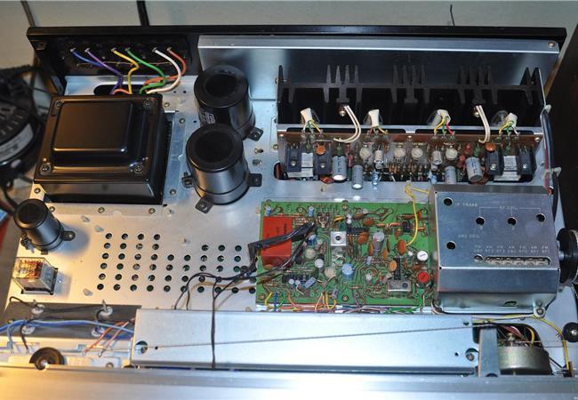 Kiểm tra mạch điện amply