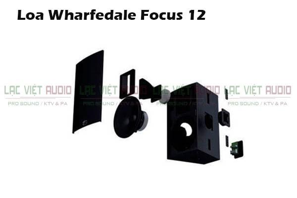 Cấu tạo Loa Wharfedale Focus 12