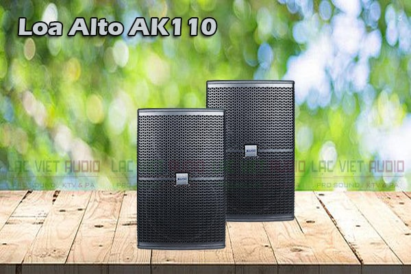Loa Alto AK110- Lạc Việt Audio