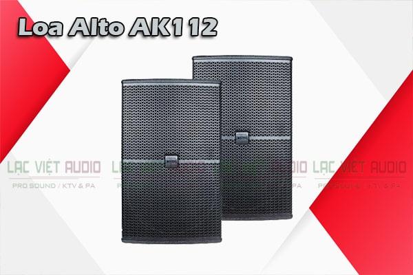 Loa Alto AK112-Lạc Việt Audio