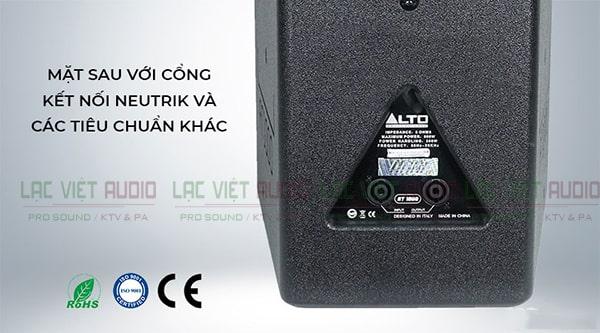 Thiết kế Loa Alto AT1000 -Lạc Việt Audio