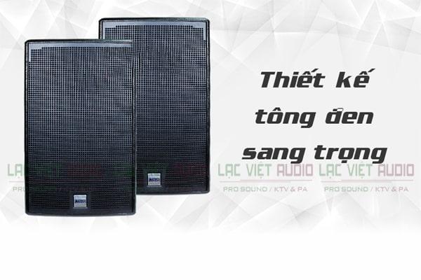 Thiết kế Loa Alto AT2000- Lạc Việt Audio