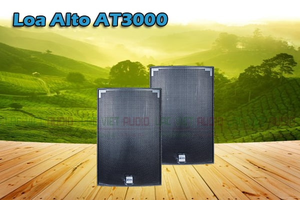 Loa Alto AT3000-Lạc Việt Audio