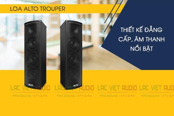 Tính năng Loa Alto Trouper - Lạc Việt Audio