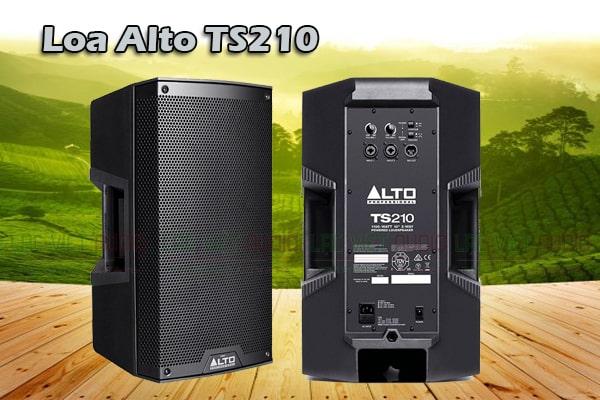 Loa Alto TS210 (full điện bass 25cm)-Lạc Việt Audio