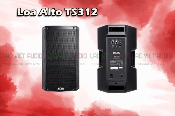 Loa Alto TS312 - Lạc Việt Audio