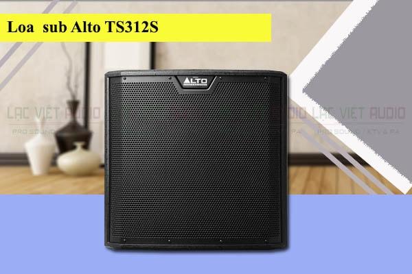 Cấu tạo Loa sub Alto TS312s Lạc Việt Audio