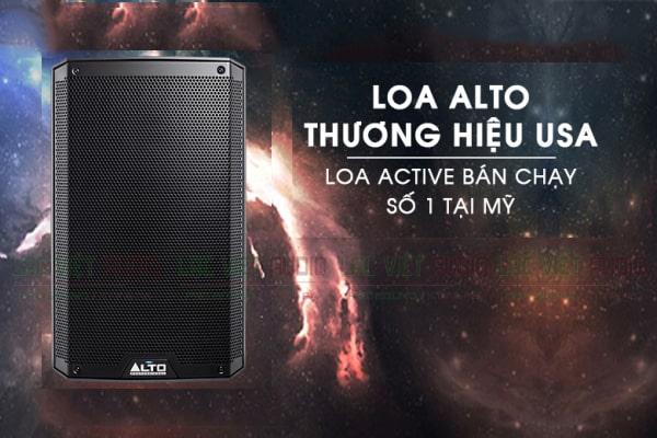 Tính năng Loa Alto TS315 - Lạc Việt Audio