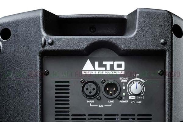Ch tiết mặt sau Loa Alto TX208 - Lạc Việt Audio