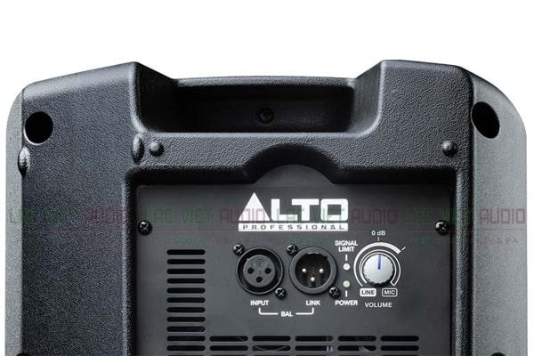 Mặt sau Loa Alto TX210 - Lạc Việt Audio