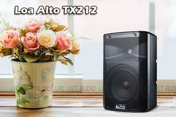 Tính năng Loa Alto TX212 - Lạc Việt Audio