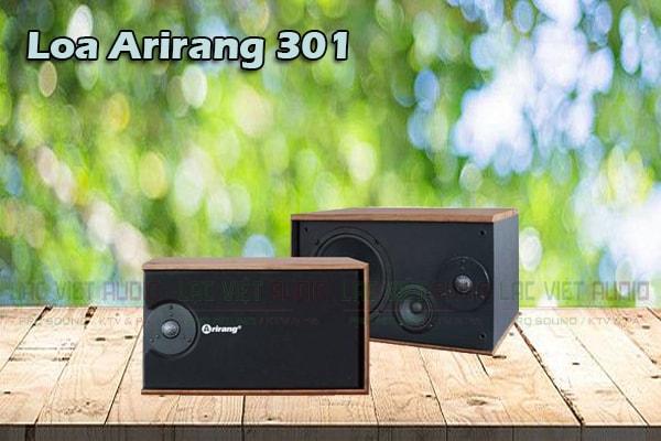 Loa arirang 301 - Lạc Việt Audio
