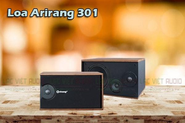 Tính năng Loa arirang 301 - Lạc Việt Audio