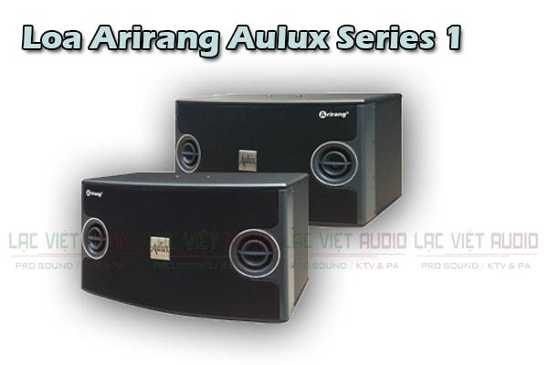 Loa Arirang Aulux Series 1 - Lạc Việt Audio