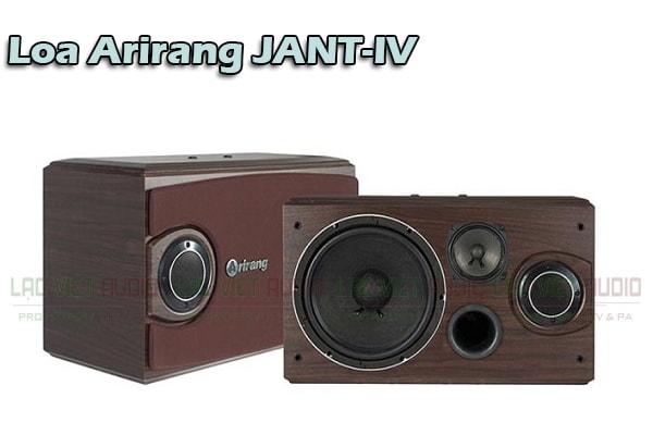 Thiết kế Loa Arirang Jant 4- Lạc Việt Audio