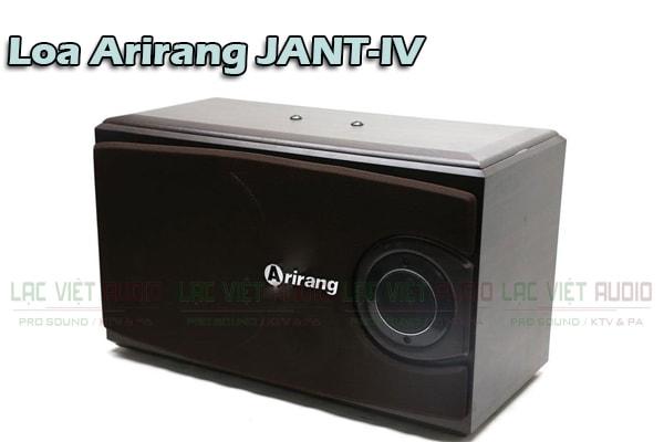 Tính năng Loa Arirang Jant 4- Lạc Việt Audio