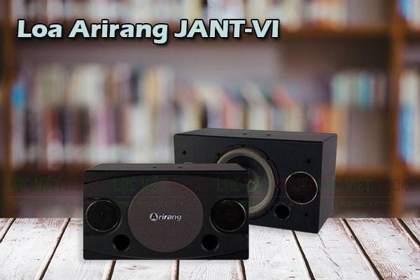 Loa Arirang Jant 6- Lạc Việt Audio