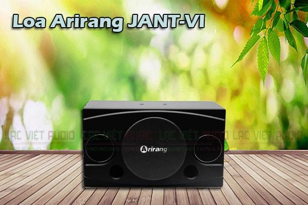Tính năng Loa Arirang Jant 6- Lạc Việt Audio