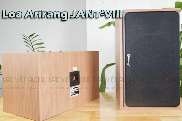 Loa Arirang Jant 8- Lạc Việt Audio