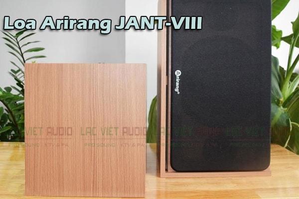 Thiết kế Loa Arirang Jant 8- Lạc Việt Audio