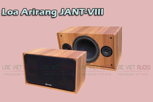 Giới thiệu Loa Arirang Jant 8- Lạc Việt Audio