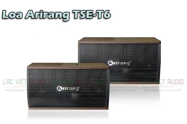 Cấu tạo Loa Arirang TSE T6- Lạc Việt Audio