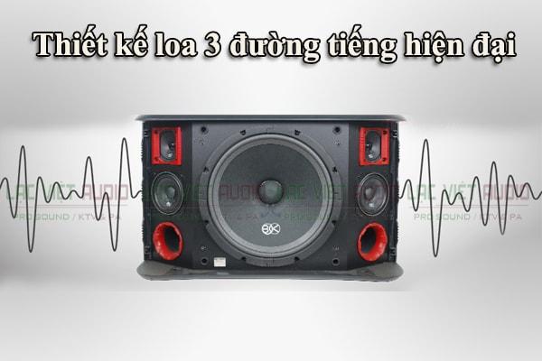 Tính năng của Loa BIK BJ S968 - Lạc Việt Audio