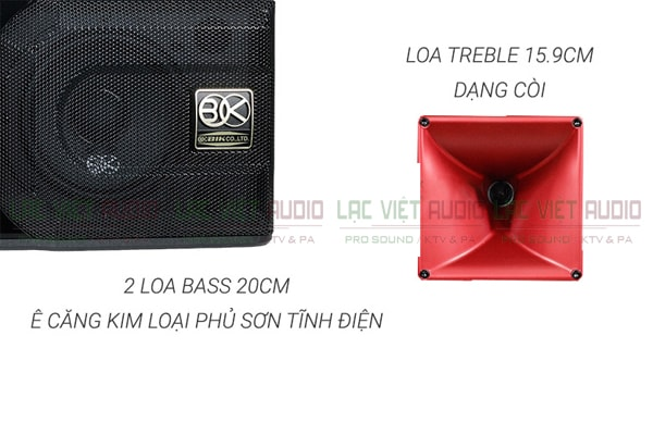 Loa BIK BP S35 - Lạc Việt Audio