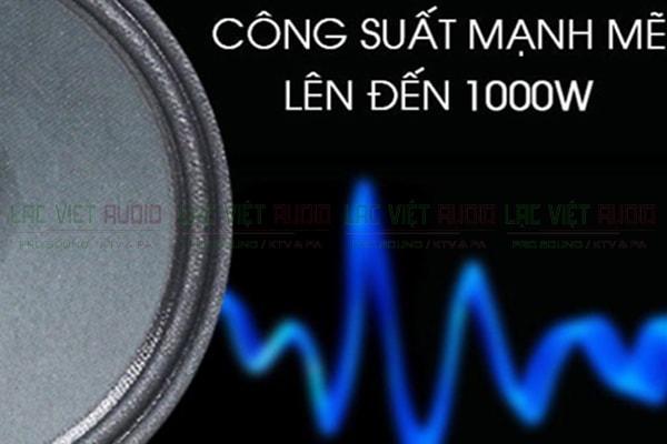 Tính năng Loa BIK BS 998NV - Lạc Việt Audio